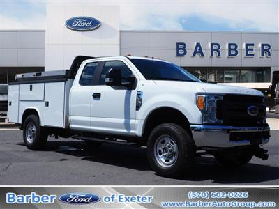 2017 F-350 Super Cab 4x4, Service Body #10567B - photo 1