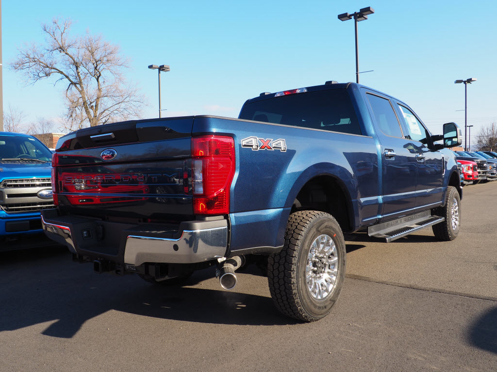 2020 F-250 Crew Cab 4x4, Pickup #10568T - photo 2