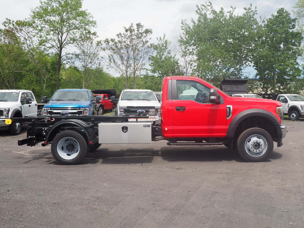 2019 Ford F-550 Regular Cab DRW 4x4, Switch N Go Hooklift Body #10579T - photo 3