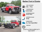 2019 Ford F-550 Regular Cab DRW 4x4, Hooklift Body #10579T - photo 16