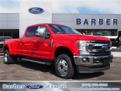 2020 Ford F-350 Crew Cab DRW 4x4, Pickup #10580T - photo 1