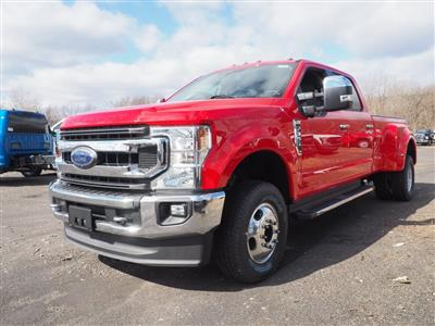 2020 Ford F-350 Crew Cab DRW 4x4, Pickup #10580T - photo 4