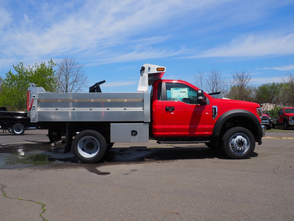 2019 Ford F-550 Regular Cab DRW 4x4, Duramag Dump Body #10584T - photo 5