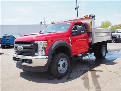 2019 Ford F-550 Regular Cab DRW 4x4, Duramag Dump Body #10584T - photo 3
