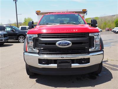 2019 Ford F-550 Regular Cab DRW 4x4, Duramag Dump Body #10584T - photo 8