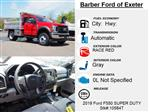 2019 Ford F-550 Regular Cab DRW 4x4, Duramag Dump Body #10584T - photo 15