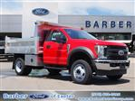 2019 Ford F-550 Regular Cab DRW 4x4, Duramag Dump Body #10584T - photo 1