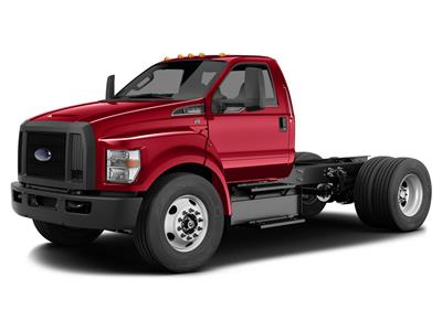 2021 Ford F-750 Regular Cab DRW RWD, Cab Chassis #10592T - photo 1