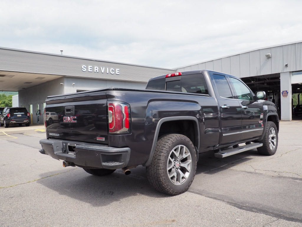2016 GMC Sierra 1500 Double Cab 4x4, Pickup #10606A - photo 1