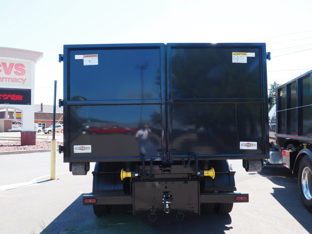 2021 Ford F-650 Regular Cab DRW 4x2, Switch N Go 13' System with Drop Box and Flat Bed Available! #10613T - photo 6