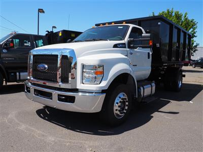 2021 Ford F-650 Regular Cab DRW 4x2, Switch N Go Landscape Dump #10613T - photo 4