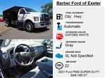 2021 Ford F-650 Regular Cab DRW 4x2, Switch N Go Landscape Dump #10613T - photo 15