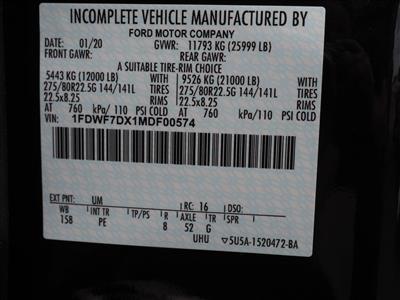 2021 Ford F-750 Regular Cab DRW RWD, Galion 100U Dump Body #10614T - photo 14