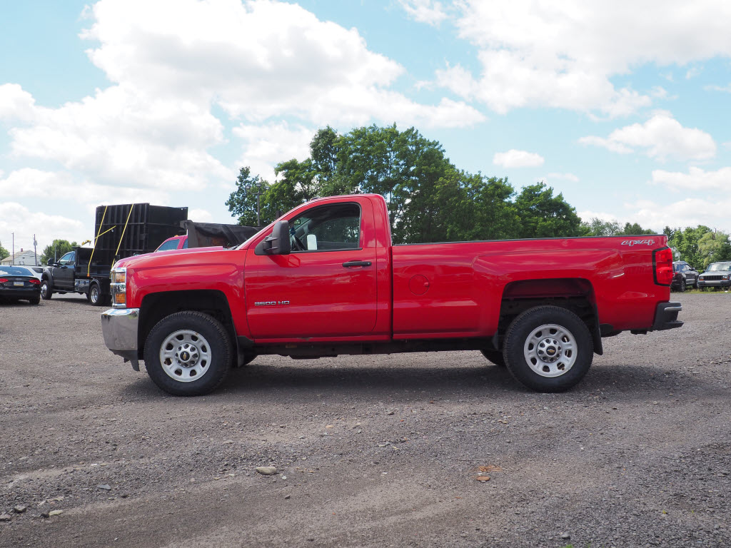 2015 Chevrolet Silverado 3500 Regular Cab 4x4, Pickup #10626A - photo 1
