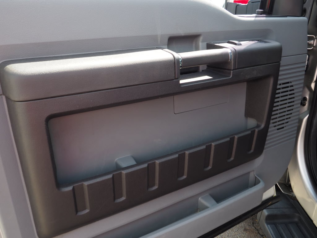 2016 Ford F-350 Regular Cab DRW 4x4, Platform Body #10645A - photo 21