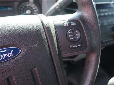 2016 Ford F-350 Regular Cab DRW 4x4, Platform Body #10645A - photo 19