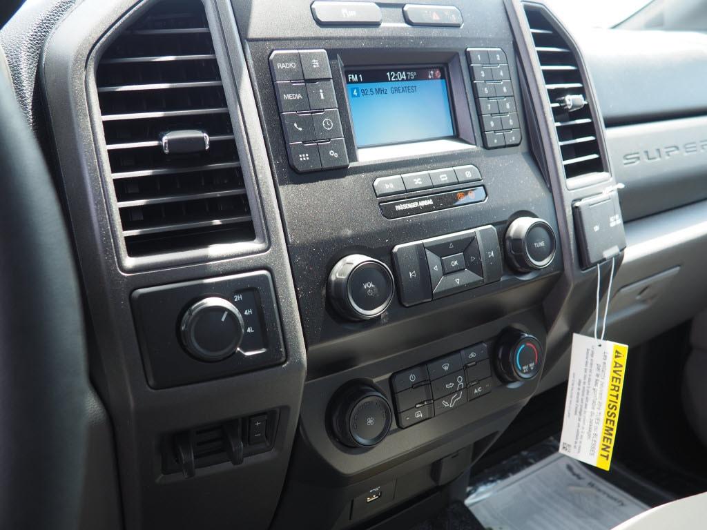 2020 Ford F-550 Regular Cab DRW 4x4, Rugby Eliminator LP Steel Dump Body #10648T - photo 10
