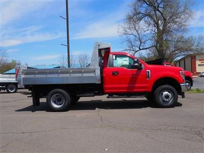 2020 Ford F-350 Regular Cab DRW 4x4, Magnum Dump Body #10649T - photo 3