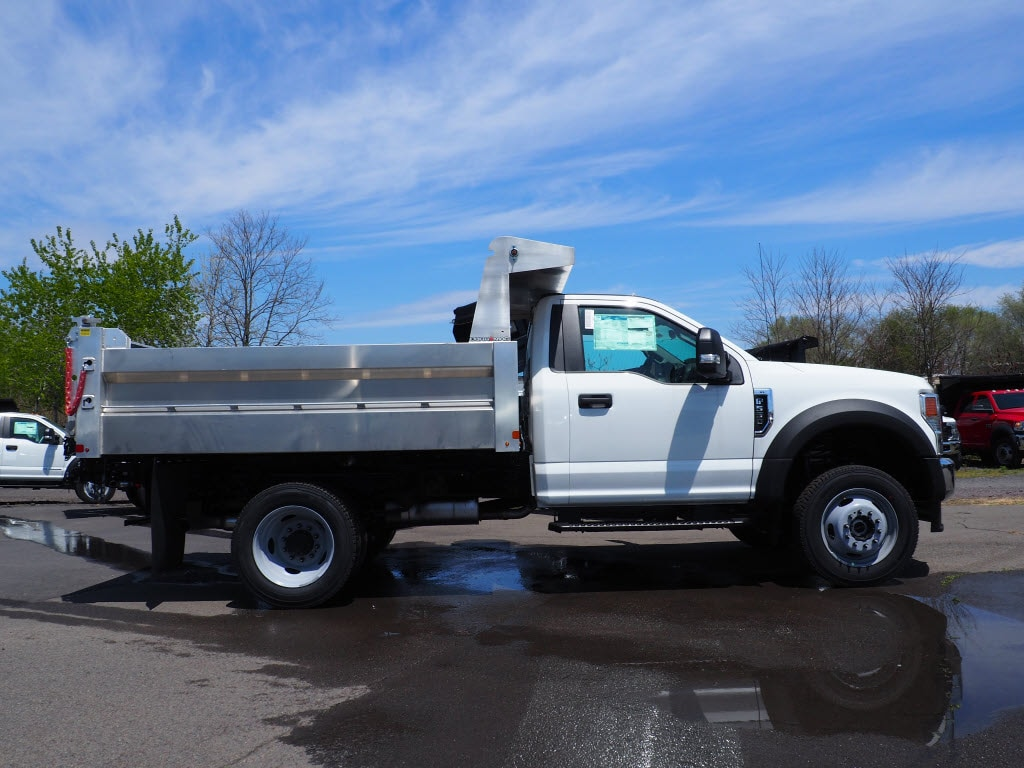 2020 Ford F-550 Regular Cab DRW 4x4, Magnum Dump Body #10650T - photo 3