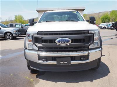2020 Ford F-550 Regular Cab DRW 4x4, Magnum Dump Body #10650T - photo 8