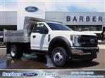 2020 Ford F-550 Regular Cab DRW 4x4, Magnum Dump Body #10650T - photo 1
