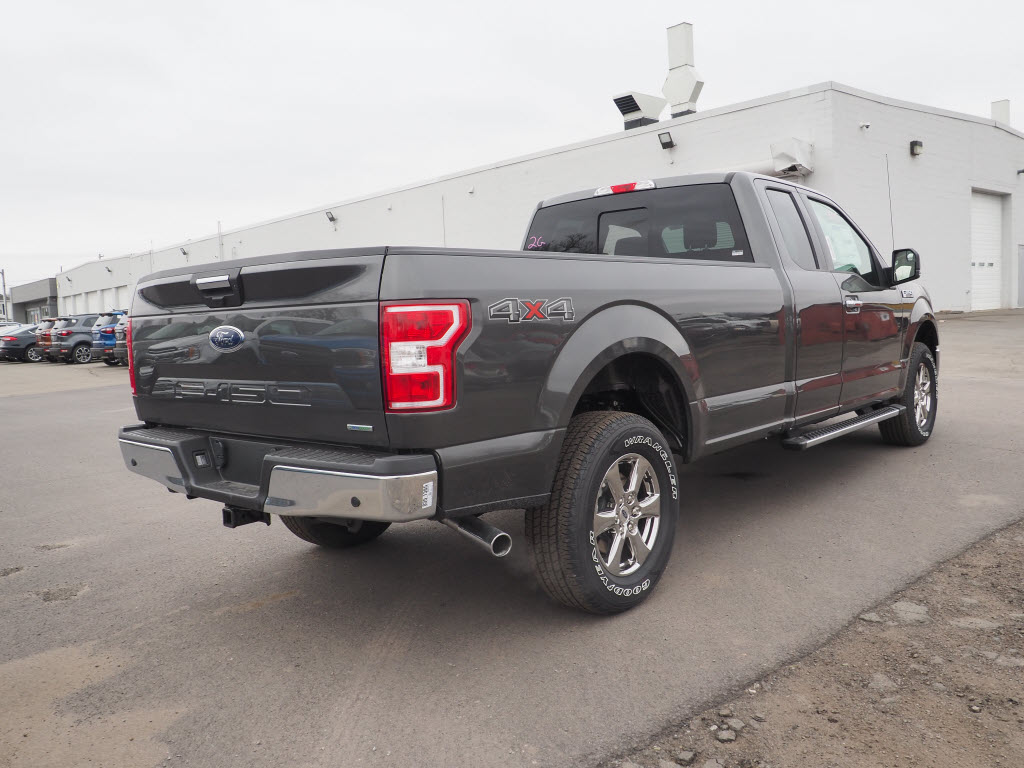 2020 Ford F-150 Super Cab 4x4, Pickup #10653T - photo 2