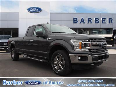 2020 Ford F-150 Super Cab 4x4, Pickup #10653T - photo 1