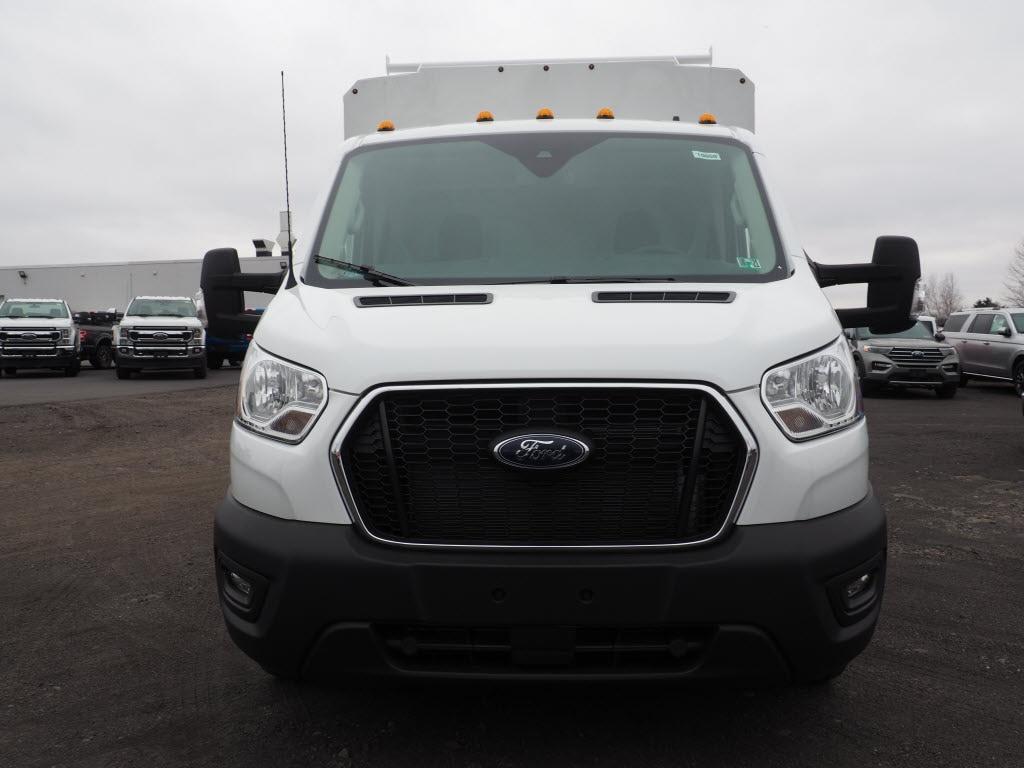 2020 Ford Transit 350 AWD, Reading Aluminum CSV Service Utility Van #10659T - photo 6