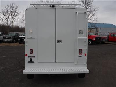 2020 Ford Transit 350 AWD, Reading Aluminum CSV Service Utility Van #10659T - photo 2