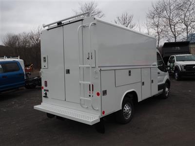2020 Ford Transit 350 AWD, Reading Aluminum CSV Service Utility Van #10659T - photo 3