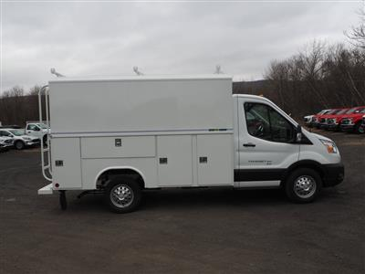 2020 Ford Transit 350 AWD, Reading Aluminum CSV Service Utility Van #10659T - photo 8
