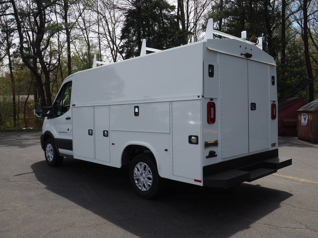 2020 Transit 350 AWD, Reading Aluminum CSV Service Utility Van #10660T - photo 6