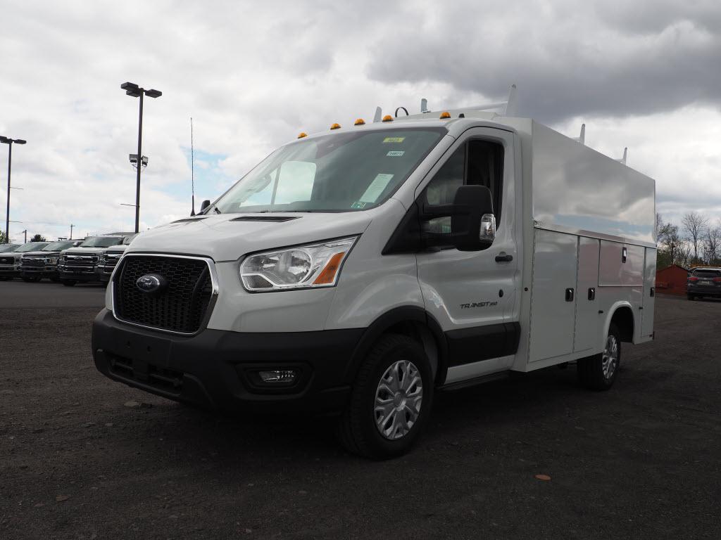 2020 Ford Transit 350 4x2, Knapheide KUV Service Utility Van #10671T - photo 7