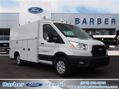 2020 Ford Transit 350 4x2, Knapheide KUV Service Utility Van #10671T - photo 1