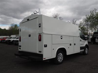 2020 Ford Transit 350 4x2, Knapheide KUV Service Utility Van #10671T - photo 2