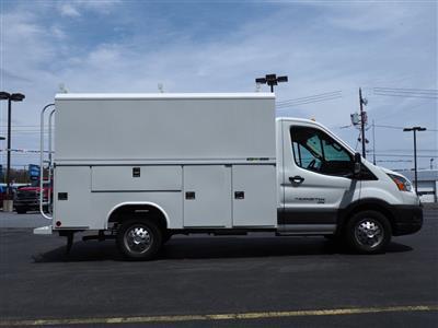 2020 Ford Transit 350 4x2, Knapheide KUV Service Utility Van #10672T - photo 4