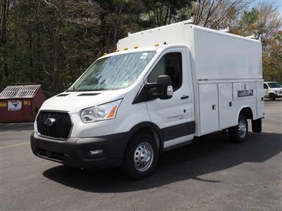 2020 Ford Transit 350 4x2, Knapheide KUV Service Utility Van #10672T - photo 3