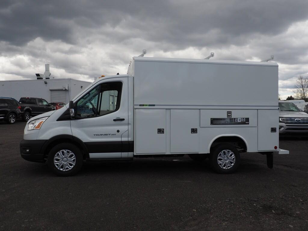 2020 Transit 350 RWD, Reading Aluminum CSV Service Utility Van #10674T - photo 6
