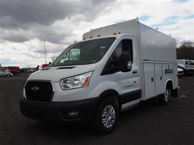 2020 Transit 350 RWD, Reading Aluminum CSV Service Utility Van #10674T - photo 7