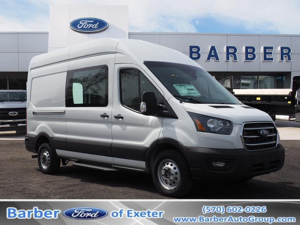 2020 Ford Transit 350 High Roof RWD, Empty Cargo Van #10684T - photo 1