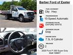 2020 Ford F-350 Regular Cab DRW 4x4, Rugby Eliminator LP Stainless Steel Dump Body #10685T - photo 15