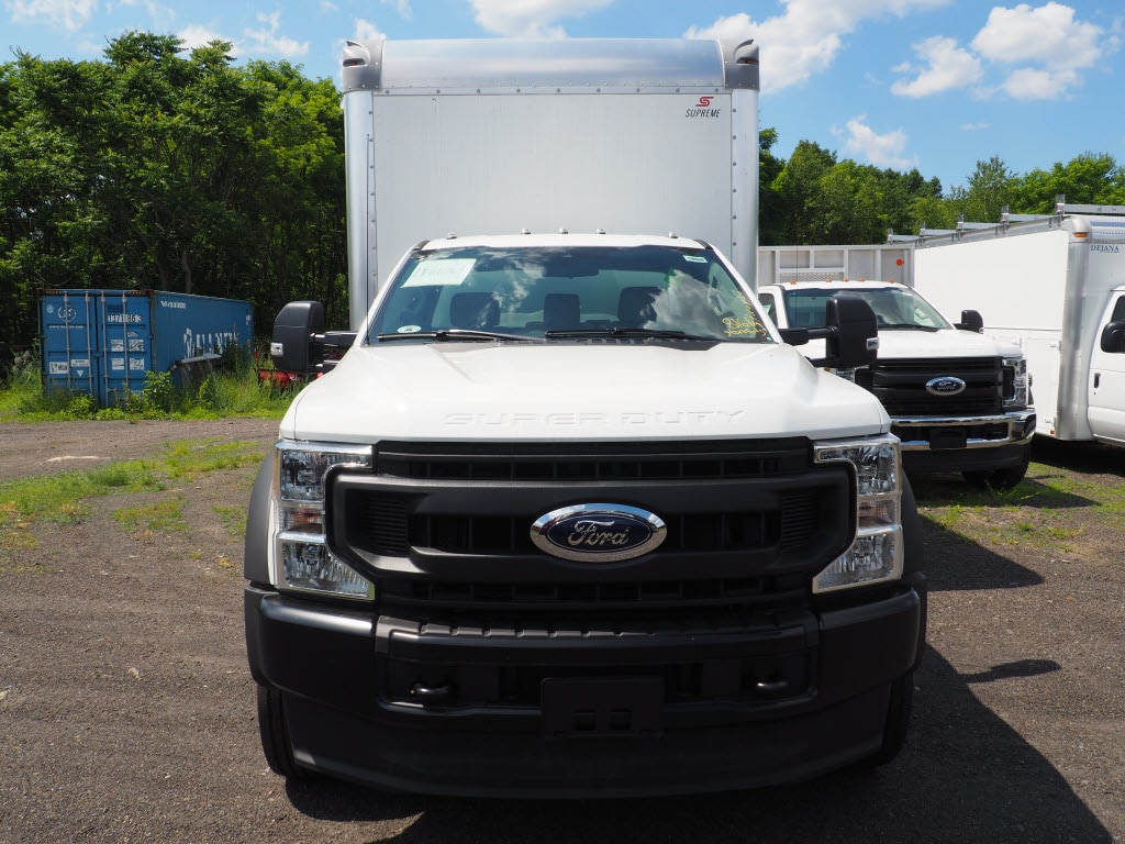 2020 Ford F-450 Regular Cab DRW 4x2, Supreme Iner-City Dry Freight #10688T - photo 9