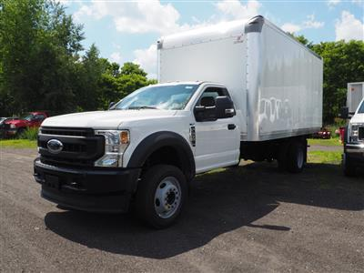 2020 Ford F-450 Regular Cab DRW 4x2, Supreme Iner-City Dry Freight #10688T - photo 8