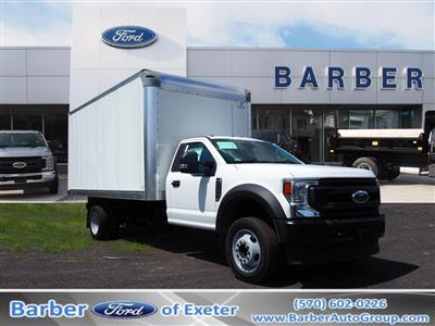 2020 Ford F-450 Regular Cab DRW 4x2, Supreme Iner-City Dry Freight #10688T - photo 1