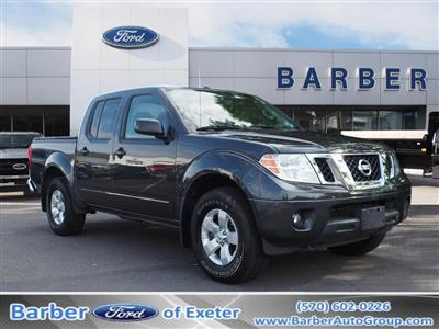 2013 Nissan Frontier Crew Cab 4x4, Pickup #10689A - photo 1