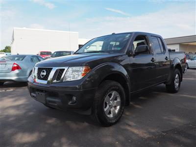 2013 Nissan Frontier Crew Cab 4x4, Pickup #10689A - photo 5