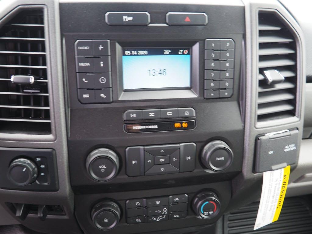 2020 Ford F-550 Crew Cab DRW 4x4, Switch N Go Drop Box Hooklift Body #10702T - photo 11