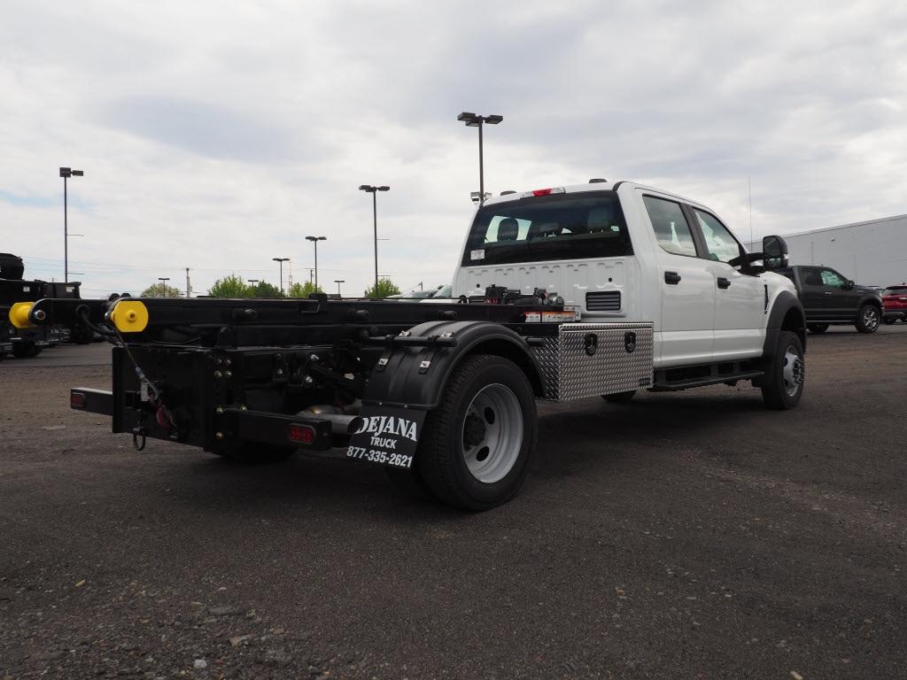 2020 Ford F-550 Crew Cab DRW 4x4, Switch N Go Drop Box Hooklift Body #10702T - photo 2