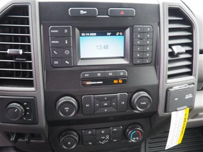 2020 F-550 Crew Cab DRW 4x4, Switch N Go Drop Box Hooklift Body #10702T - photo 11