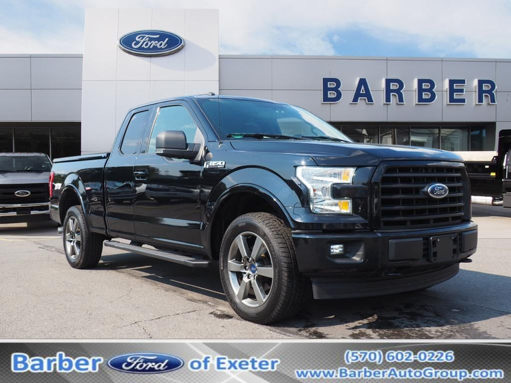 2017 Ford F-150 Super Cab 4x4, Pickup #10715A - photo 1